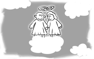 funny angels
