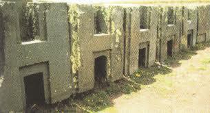 H blocks from Puma Punku