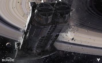 Cosmic ship