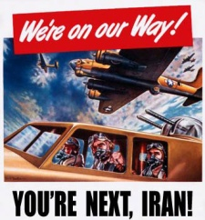 US attack Iran