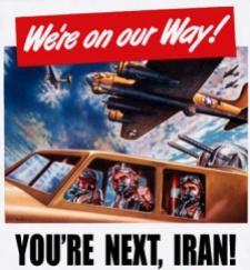 US attack Iran